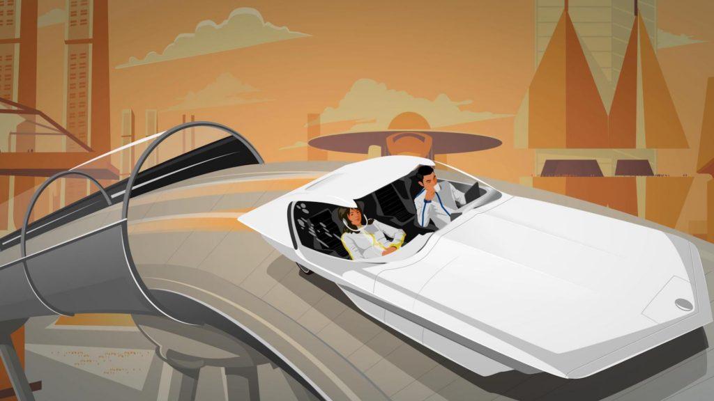 ¿A qué dedicarías tu tiempo en el auto si se conduce sólo?