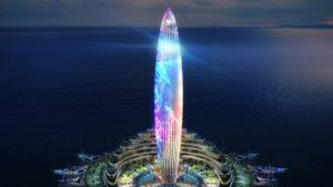 Dubái anuncia el mayor puerto de Medio Oriente: Dubai Harbour
