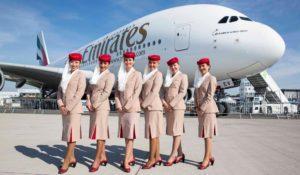 Emirates recibió el Airbus A380 número 100