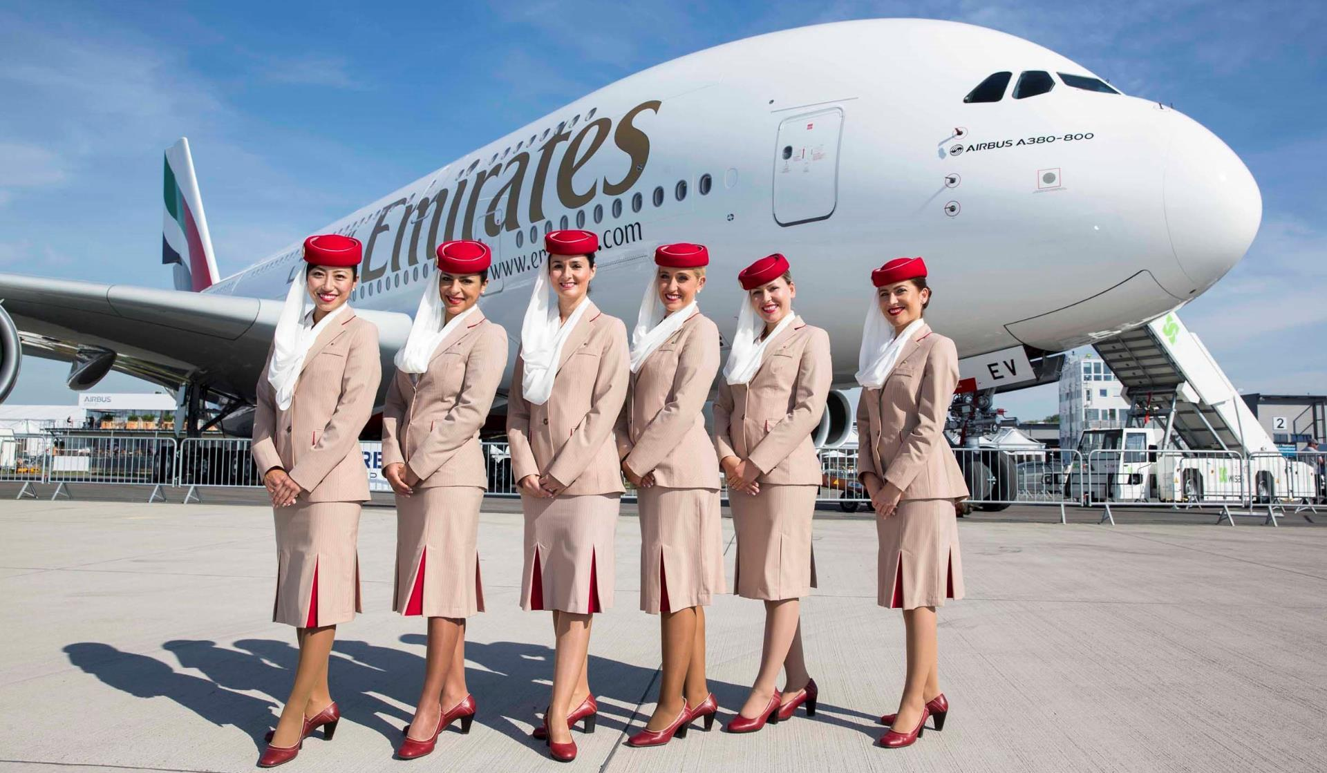 El Airbus A380 aterriza en Sudámerica de la mano de Emirates