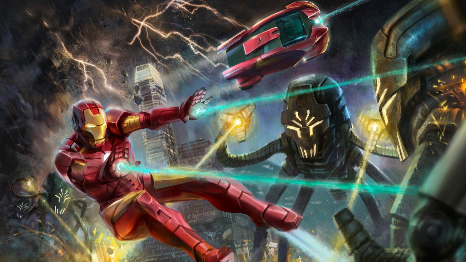 Disney inauguró la primera atracción de Iron Man