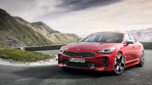 [Imágenes] Salón del Automóvil de Detroit 2017: Kia presentó el nuevo Stinger