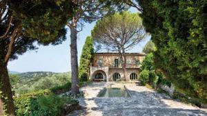 Vendieron la que fuera la casa de Pablo Picasso, en Francia