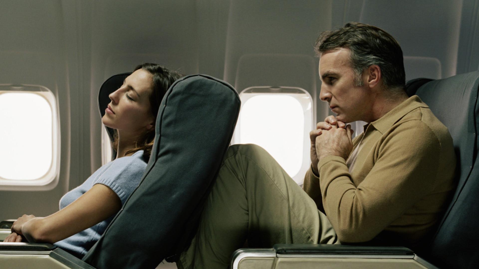 Este es el ranking de los pasajeros más molestos en un avión