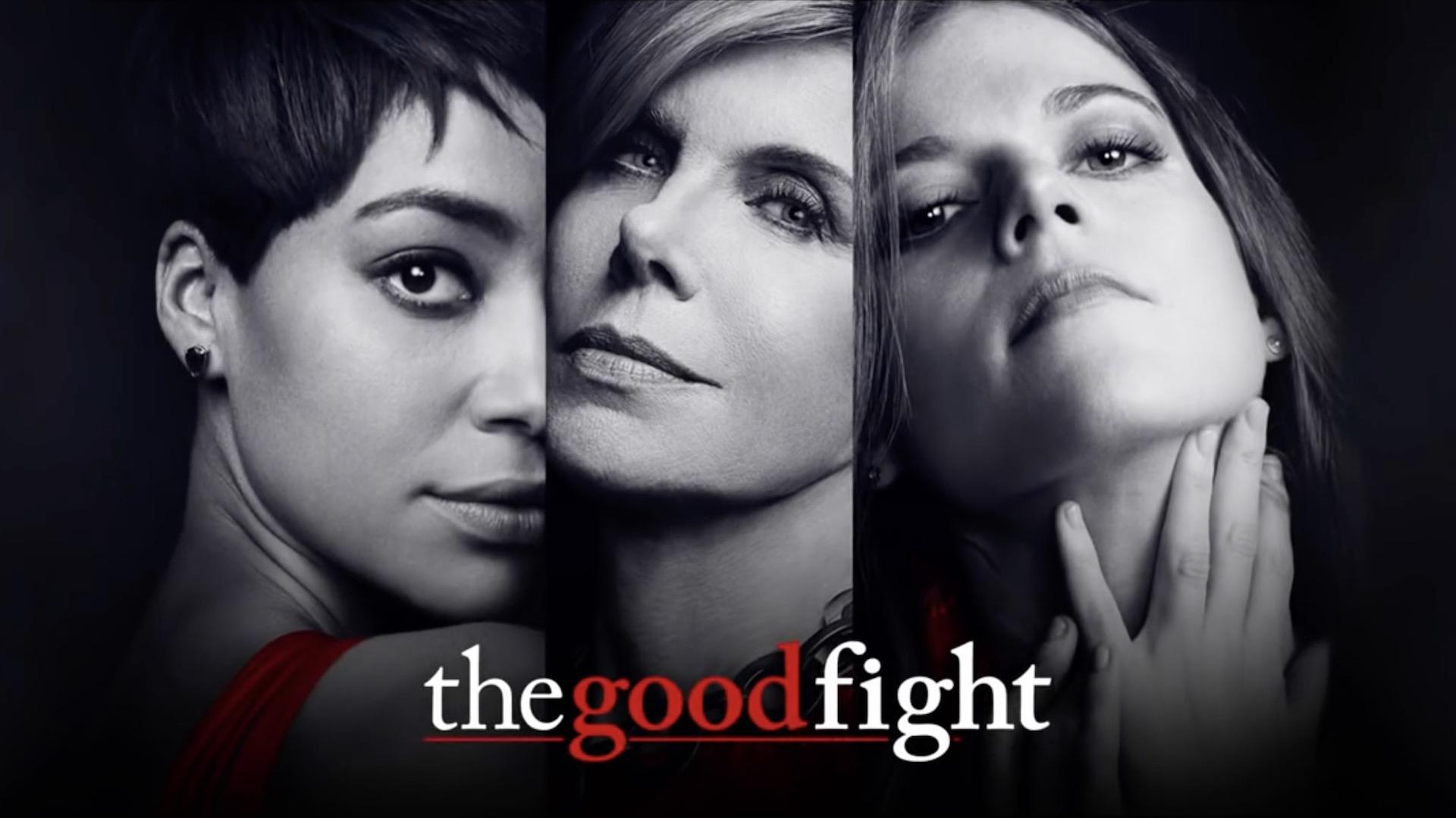 Llega la serie The Good Fight, la continuación de The Good Wife