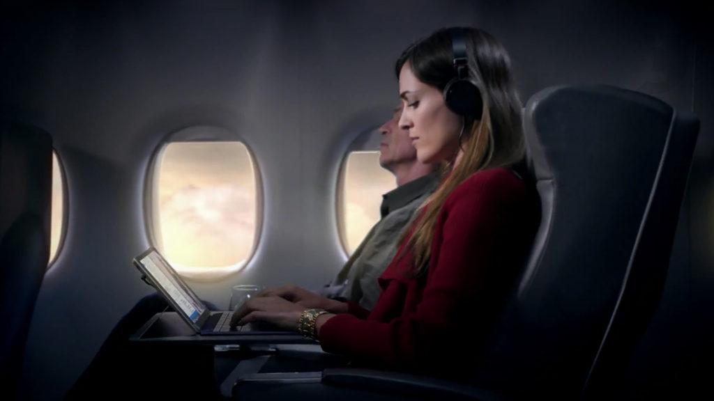 Wi-Fi en los aviones será (realmente) rápido