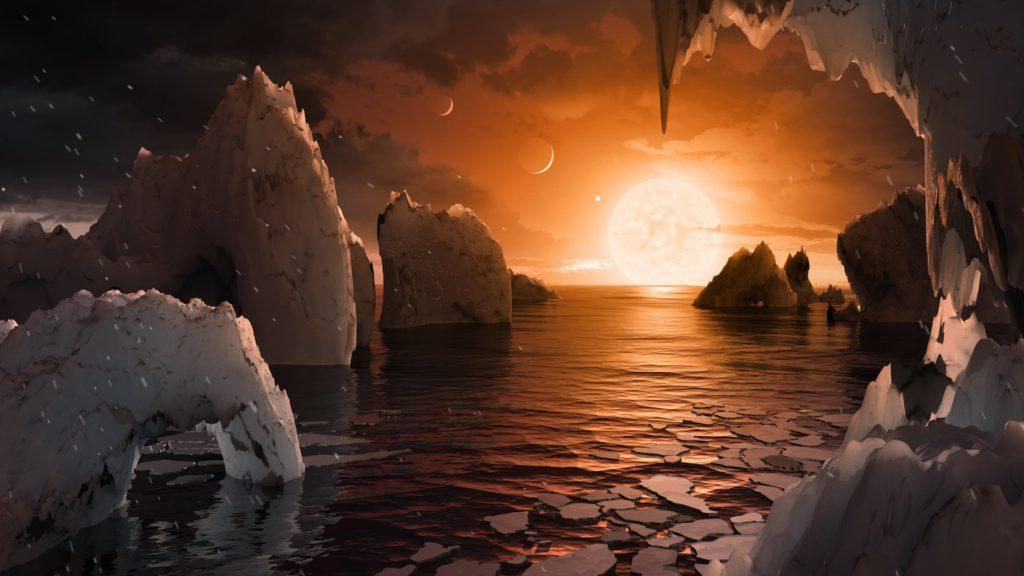 Así serían los nuevos planetas descubiertos por la NASA: imágenes y videos 360
