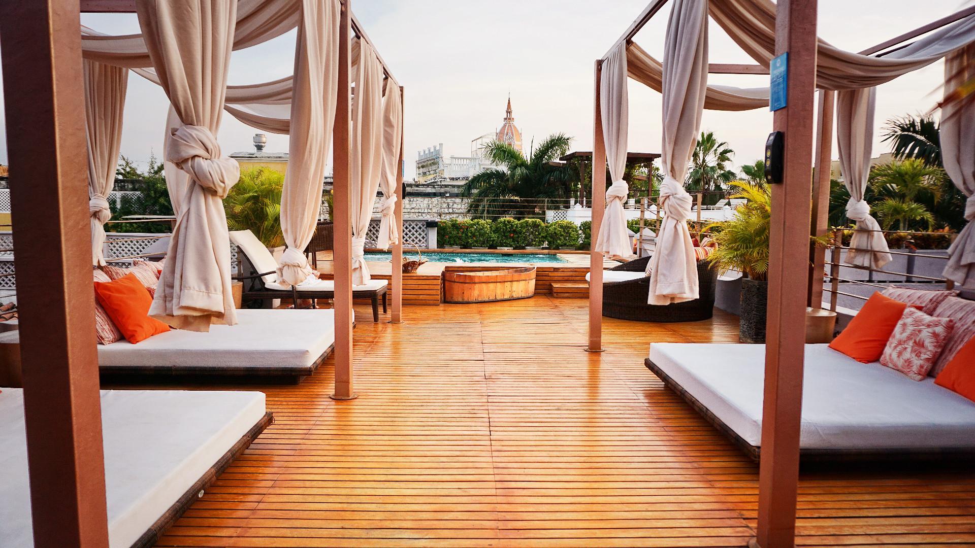 REVIEW Anandá, un exclusivo hotel boutique en el corazón de Cartagena