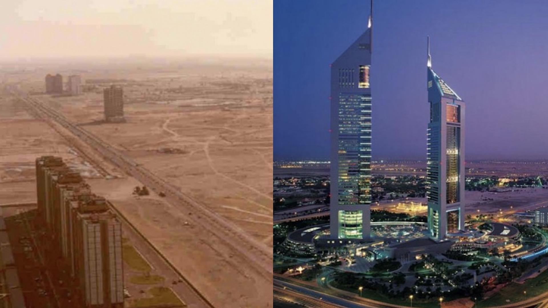Así se veían las principales ciudades del mundo antes… y ahora