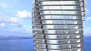 Este es el rascacielos que rota 360 grados: obviamente, en Dubái