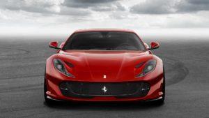 [Imágenes] Este es el impresionante nuevo Ferrari 812 Superfast