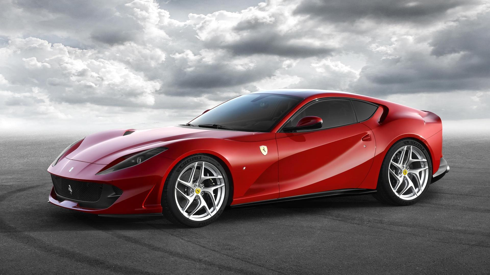 Ferrari cambió de opinión y fabricará un súper auto eléctrico