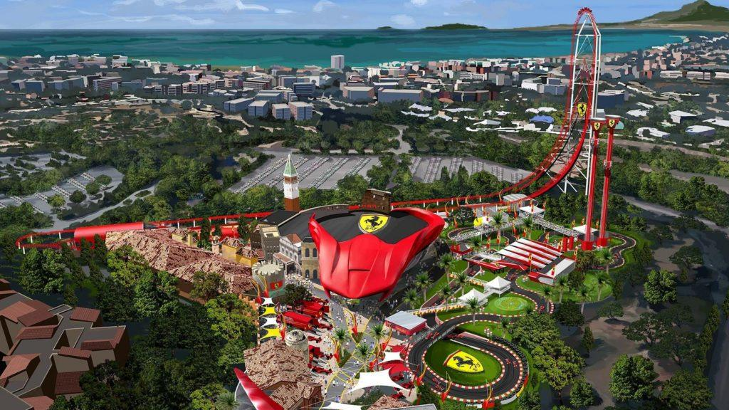 Ferrari Land se prepara para abrir en España, y ya se pueden comprar los tickets
