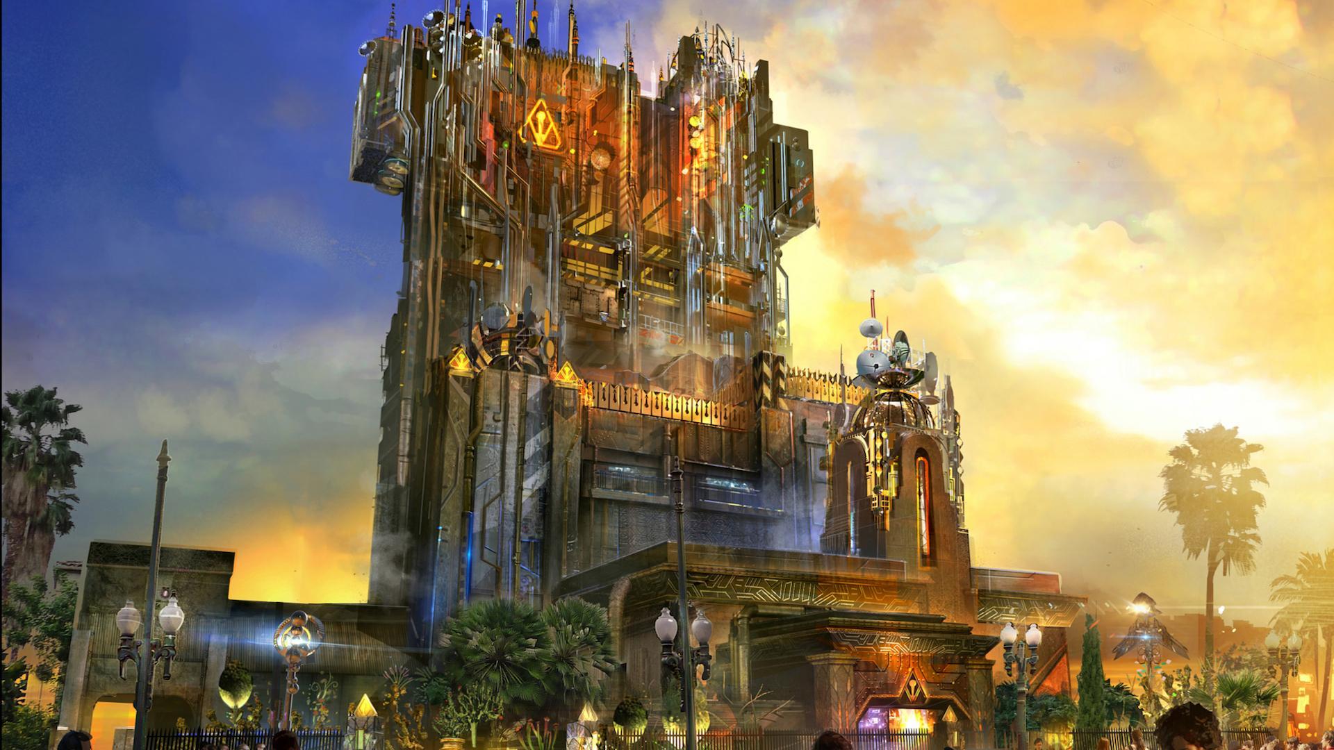 En mayo, Marvel y Disney abren el parque temático de Guardianes de la Galaxia