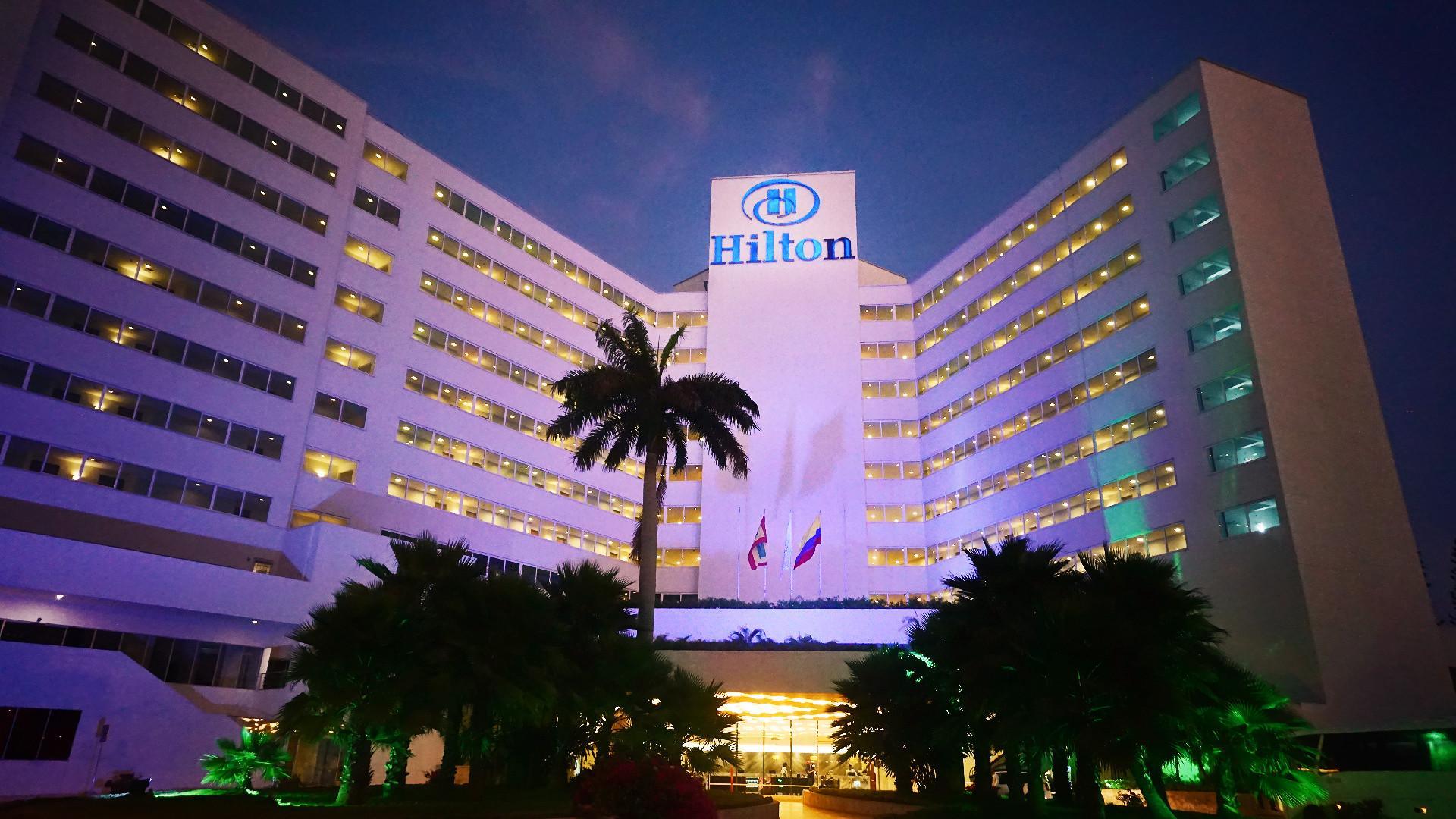Hilton Cartagena: un hotel ideal para la familia
