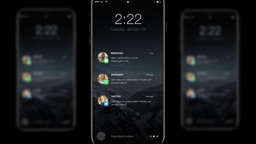 El video de cómo sería el nuevo iPhone 8, que todos estamos esperando
