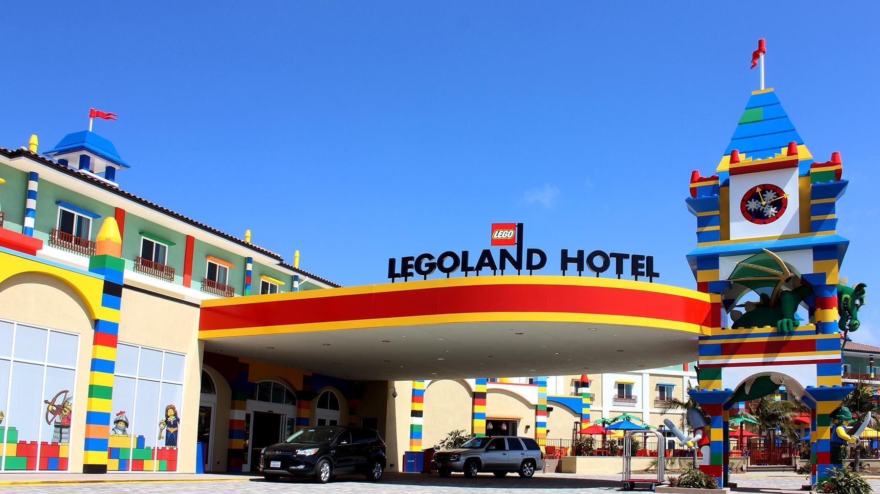 Lego abrirá un hotel en Dubái