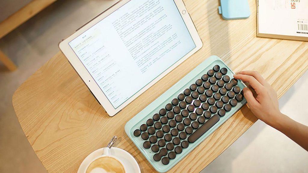 Llega Lofree Keyboard, el teclado retro
