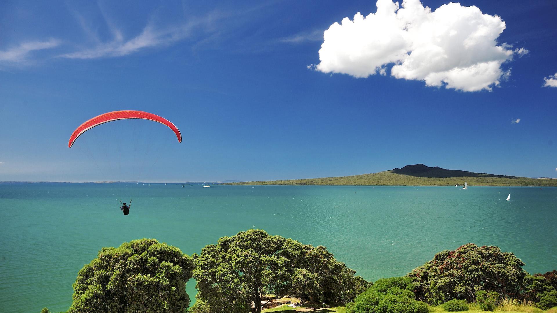 Los videos 360 para conocer los mejores destinos de Nueva Zelanda