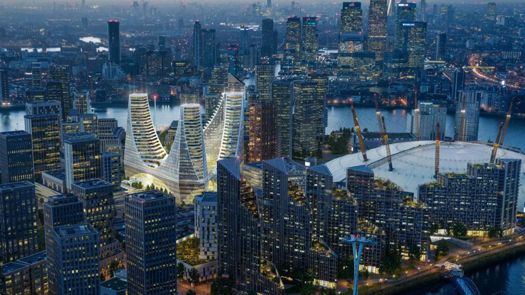 [Video] El impresionante complejo de 1.000 millones de libras que cambiará la cara de Londres