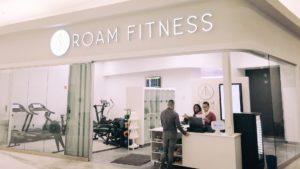 También se puede entrenar en los aeropuertos: gym antes de volar