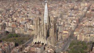 Así quedará la Sagrada Familia cuando esté terminada: video imperdible