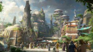 Todo lo que se sabe hasta ahora de los parques temáticos de Star Wars en Disney