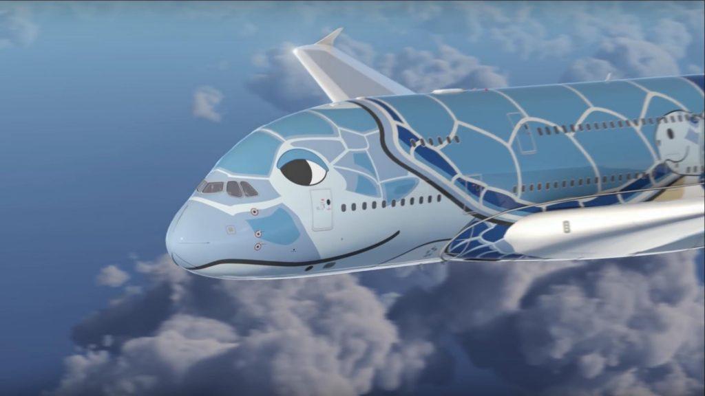 El avión más grande del mundo se verá como tortuga, por una particular razón
