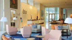 REVIEW Hotel Novotel Brickell Miami: buena vista en el downtown de la ciudad