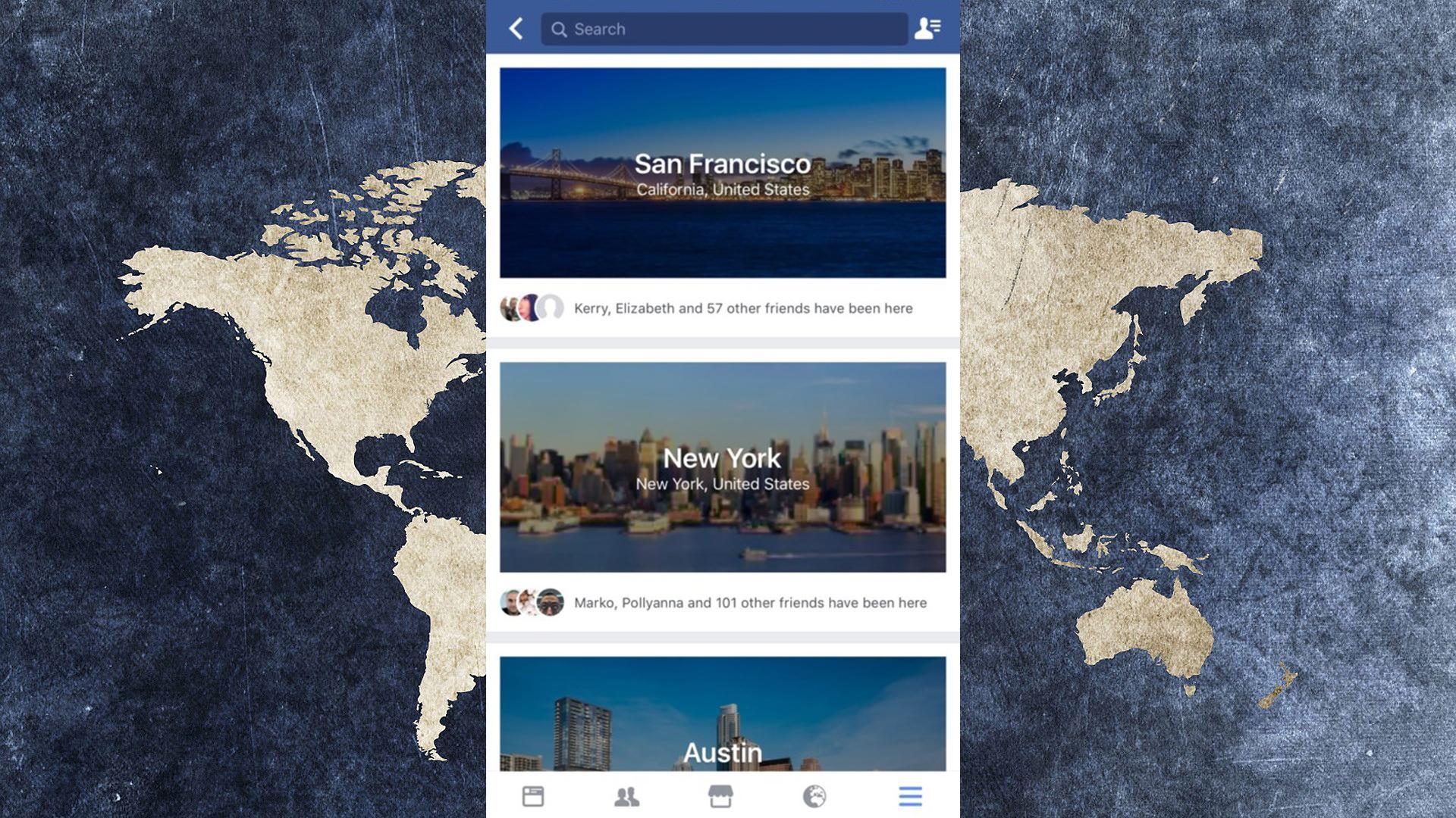 Facebook será nuestro nuevo compañero de viaje con City Guides