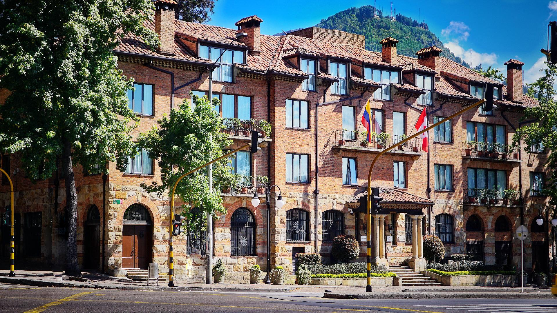 REVIEW Four Seasons Casa Medina, una mansión para sentirnos en Bogotá como en casa