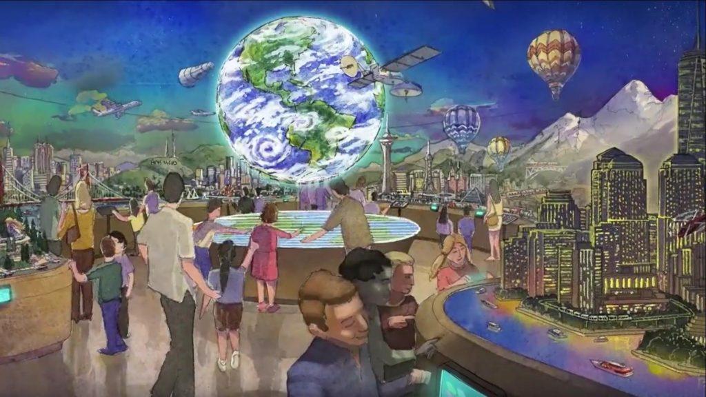 Gulliver's Gate abre en Nueva York: un mundo hecho en miniatura