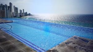 REVIEW Hyatt Regency Cartagena: el hotel con la piscina infinita más atractiva