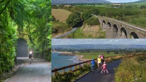 Irlanda inauguró la ciclovía más extensa y vale la pena visitarla