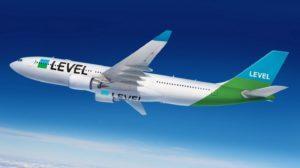 La aerolínea low cost LEVEL ya vendió 100 mil pasajes en poco menos de un mes