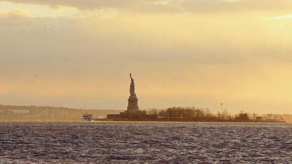 ¿Qué países visitan más Nueva York?