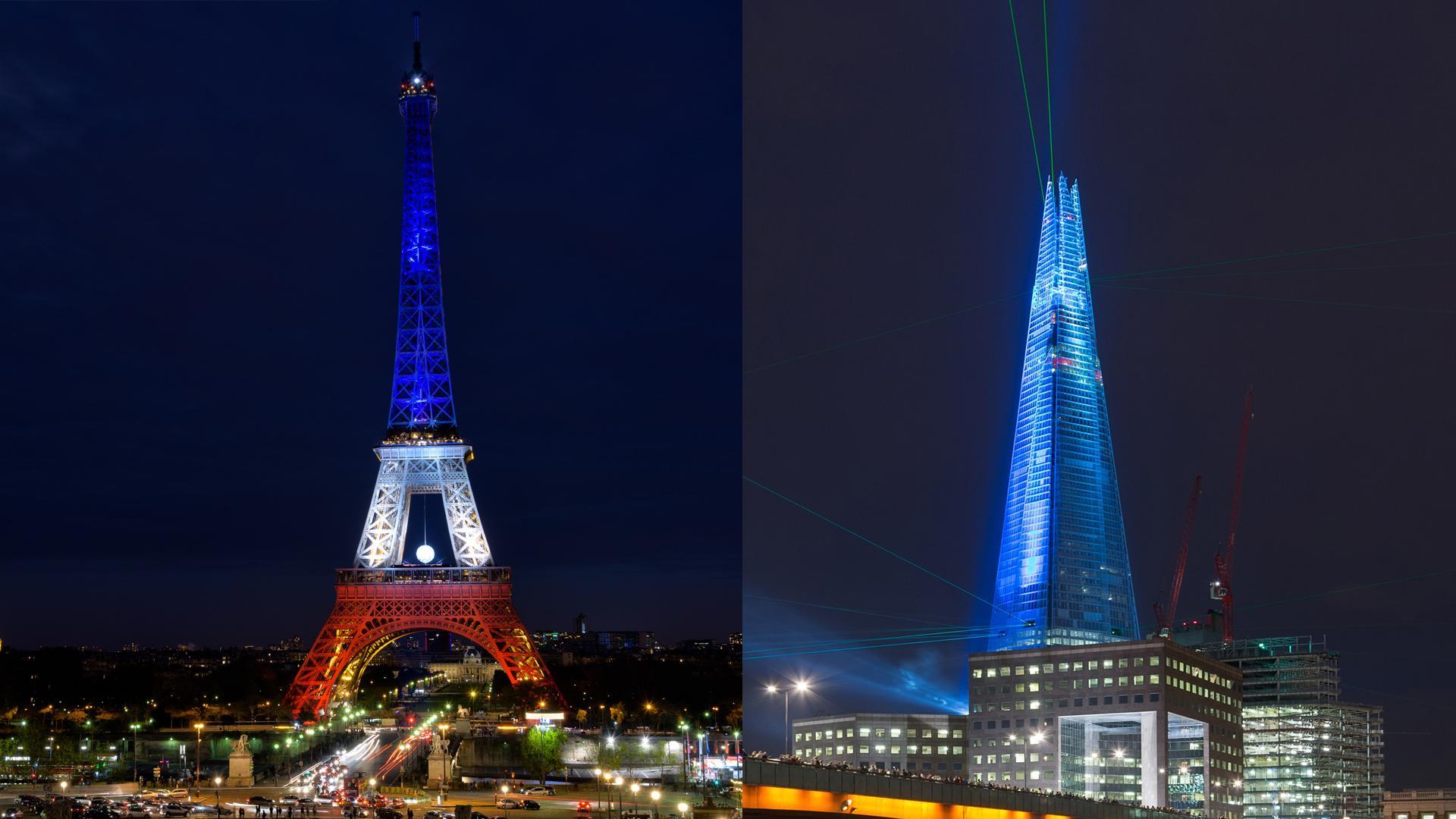 París y Londres se unen para atraer turistas