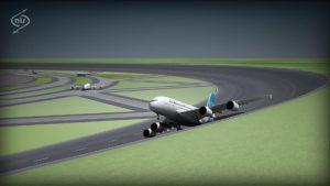 La pista circular. ¿Es este el aeropuerto del futuro?