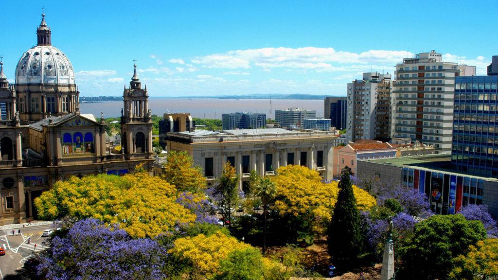 Gol Líneas Aéreas suma un nuevo destino desde Rosario y Córdoba: Porto Alegre