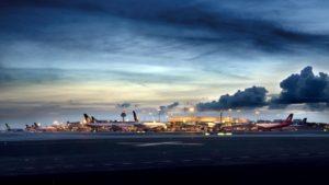 Estos son los mejores aeropuertos del mundo para comprar, comer y dormir
