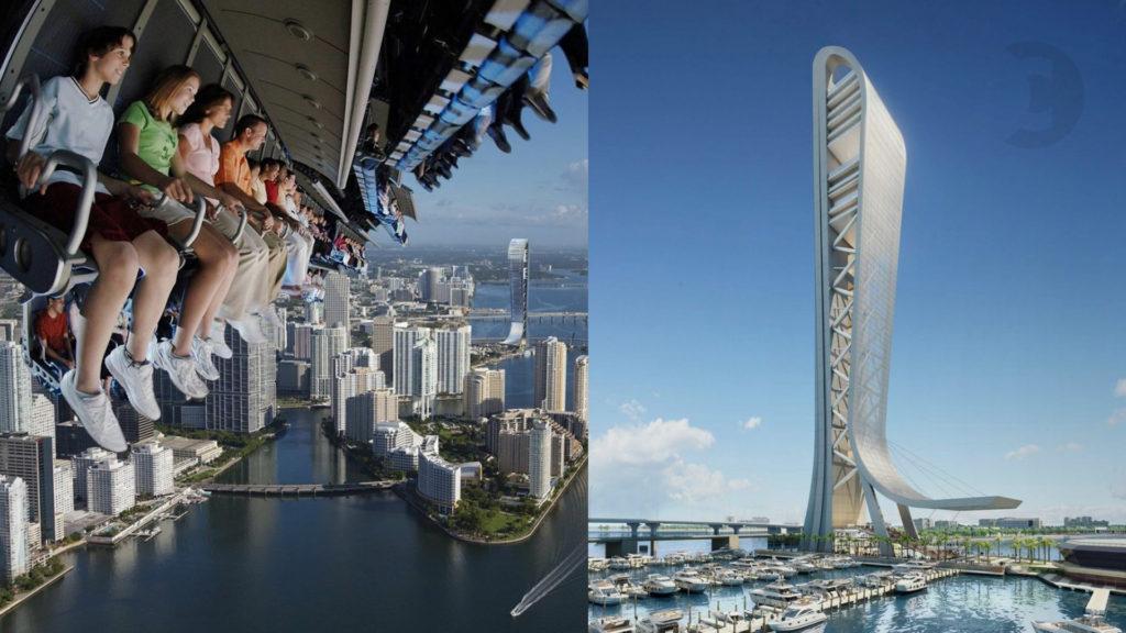 Así será el sorprendente Skyrise Miami