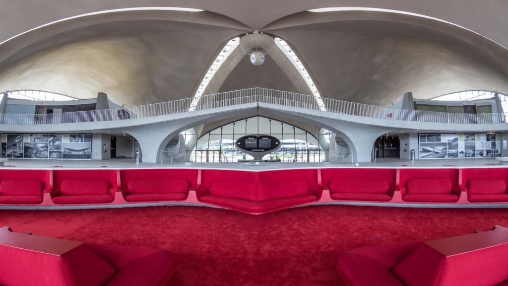 Así será el nuevo hotel en el aeropuerto JFK de Nueva York: TWA Hotel