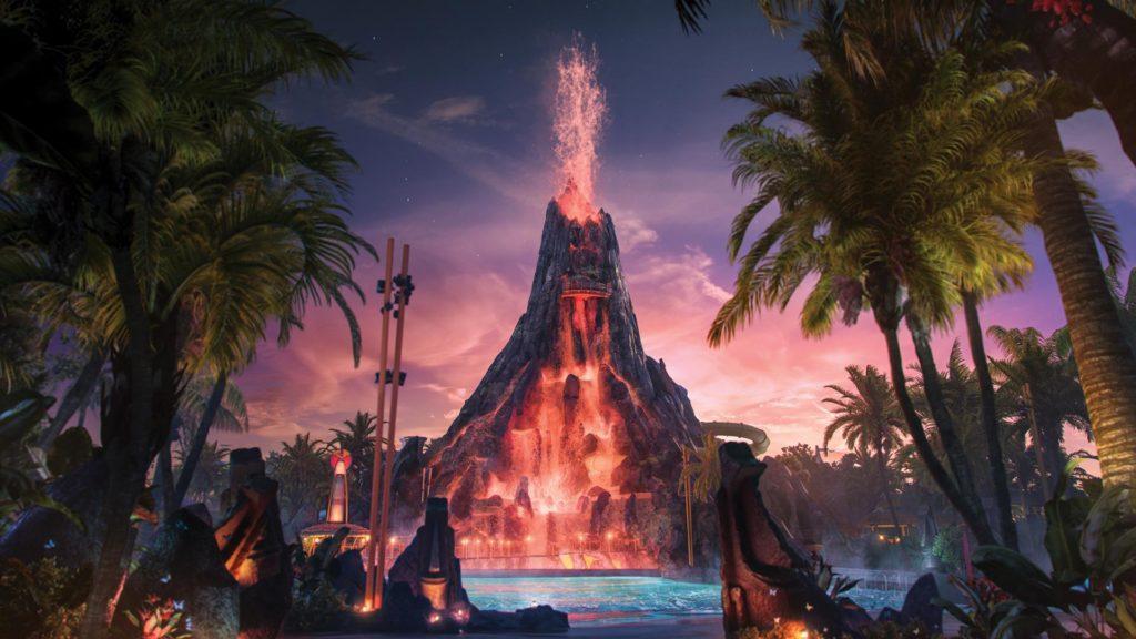 Inauguró Volcano Bay, el nuevo parque de Universal donde no haremos más filas