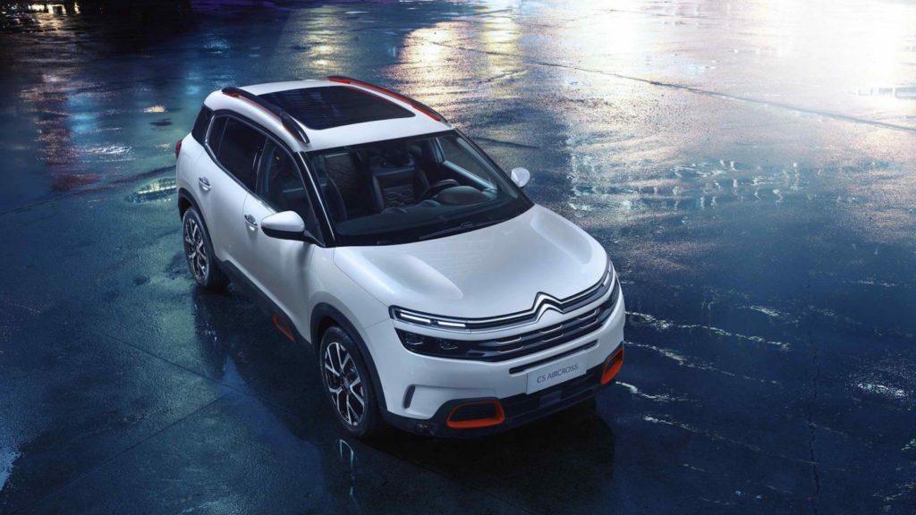 [Imágenes] Este es el nuevo Citroën C5 Aircross