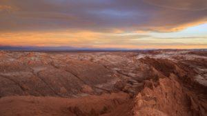 El Desierto de Atacama, en Chile, elegido como uno de los lugares más románticos del planeta