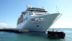 [Video] Royal Caribbean llegó por primera vez a Cuba
