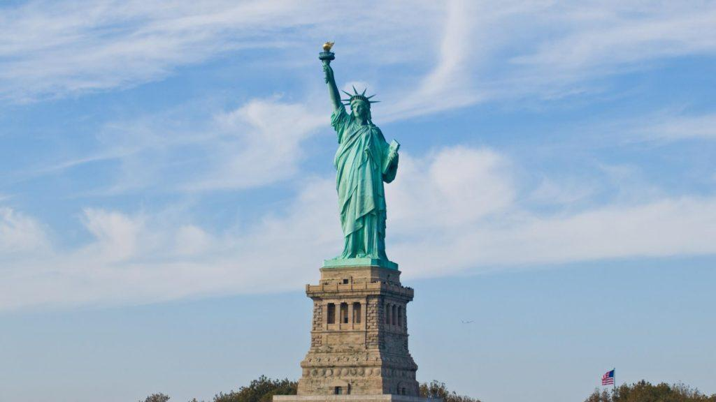 Más visitas a la Estatua de la Libertad