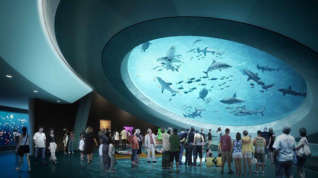 El sorprendente Frost Museum de Miami prepara su apertura