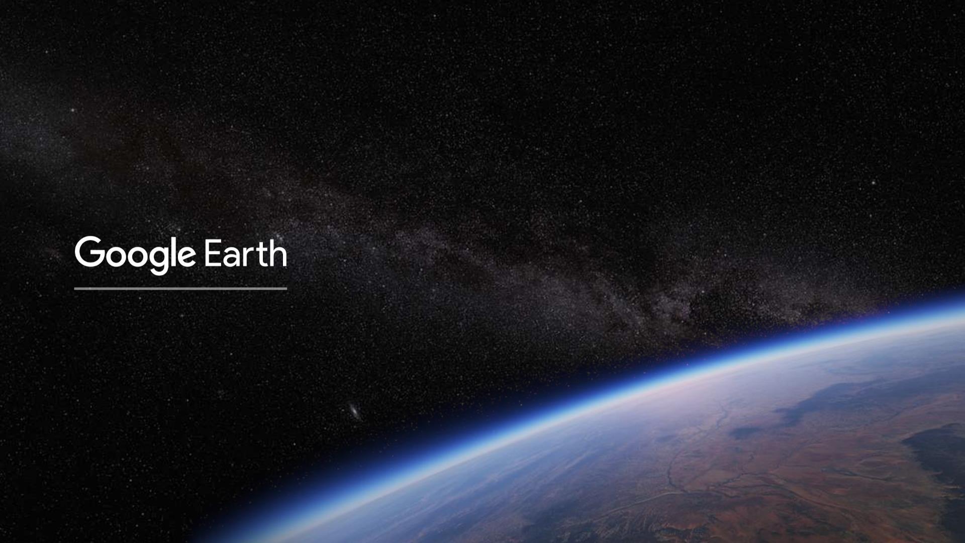 Llegó el nuevo Google Earth, mejor que nunca