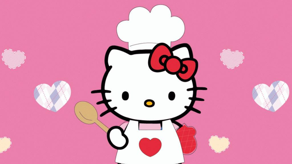 Abrió el primer Hello Kitty Café estable de Estados Unidos. ¿Dónde?